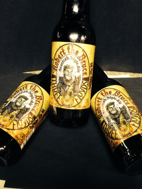 Three Floyds Brewery Scottish Style Ale $2.17 single bottle
