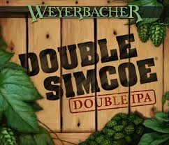 Weyerbacher Double Simcoe IPA $3.00 single bottle