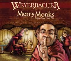 Weyerbacher Merry Monk's Tripel Trappist Ale $2.17 single bottle