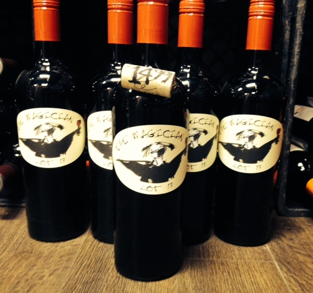 2012 STRATTON LUMMIS THE MAGICIAN, Lot 13, Red Blend, California  $14.99